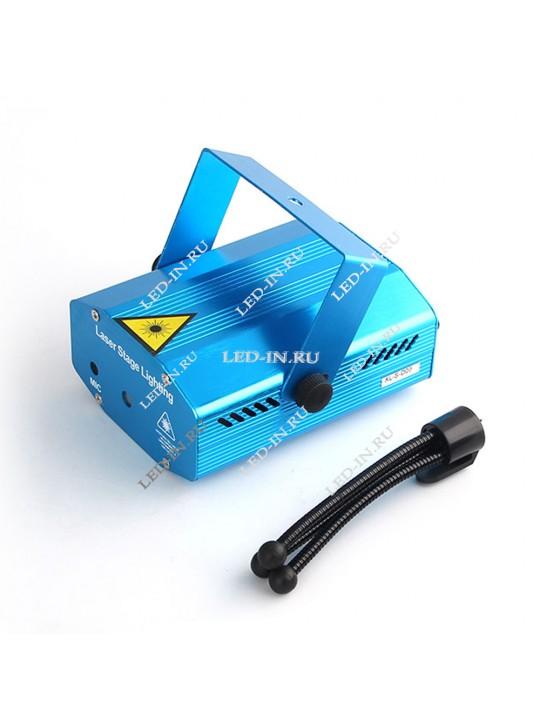 КОМПЛЕКТ  #7: Лазерный проектор x8 + Светодиодный проектор  Волна