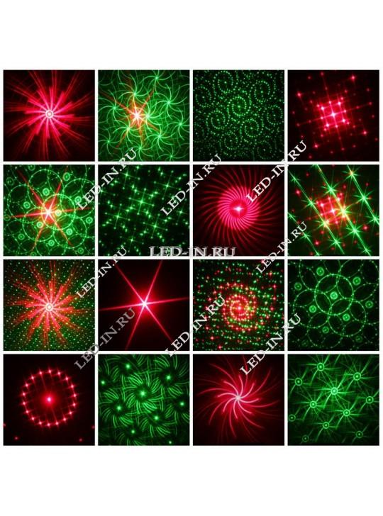 КОМПЛЕКТ  #9: Лазерный проектор + Дискошар мини