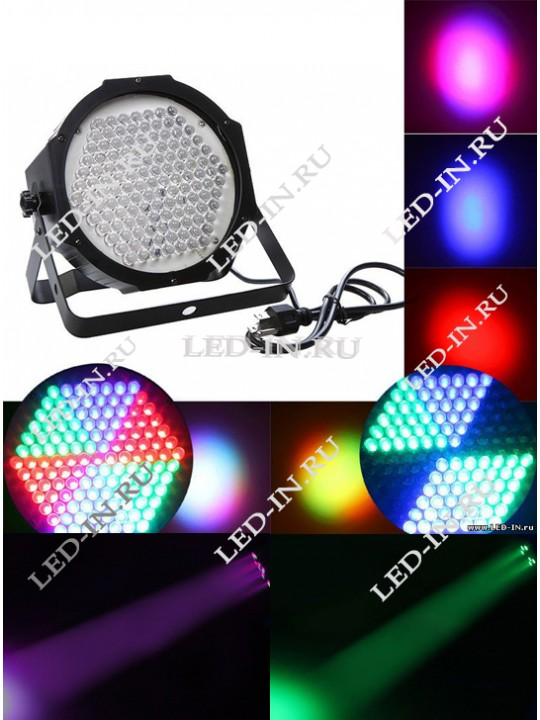127 LED