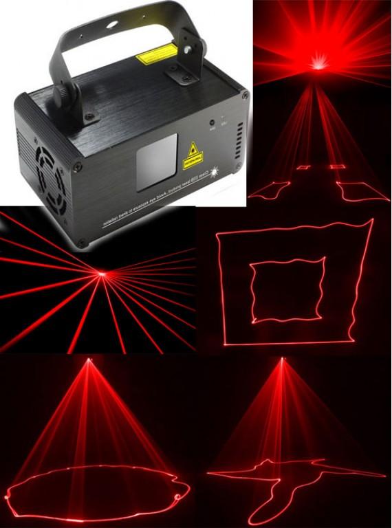 Лазерный шоу-проектор