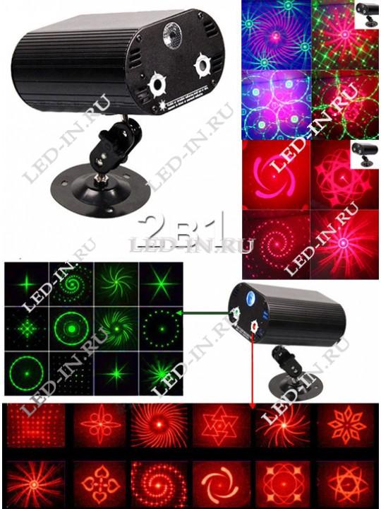 Лазерный проектор с36