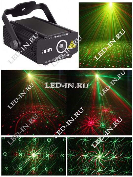 Лазерный проектор X17