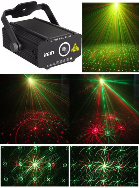 Лазерный проектор X18