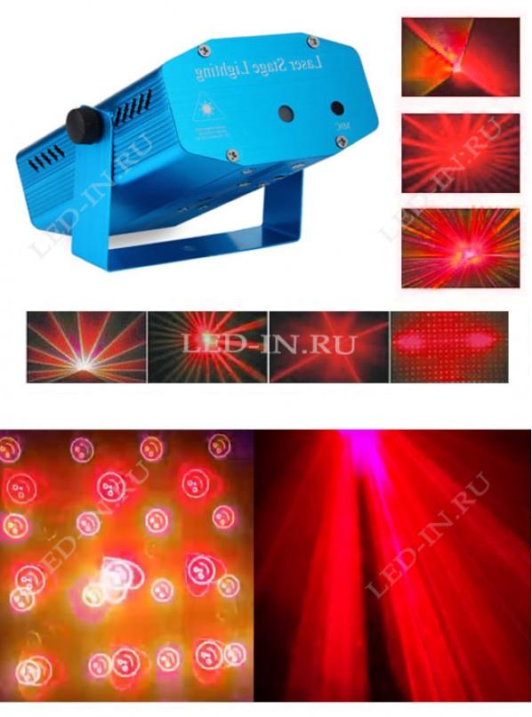 Лазерный проектор X3