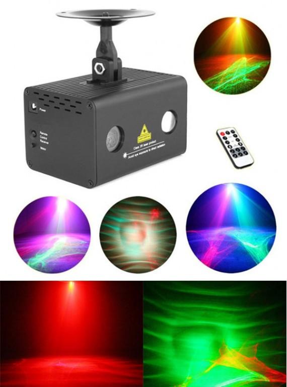 Атлант: светодиодно - лазерный проектор