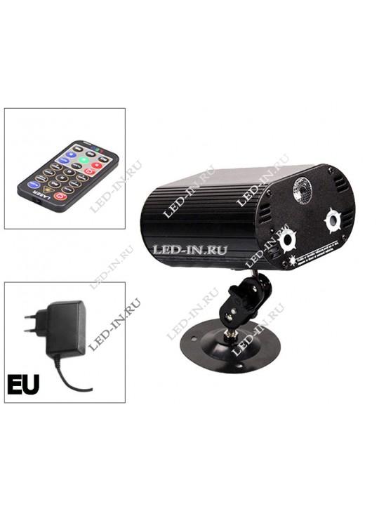 Светодиодно-лазерный проектор с36
