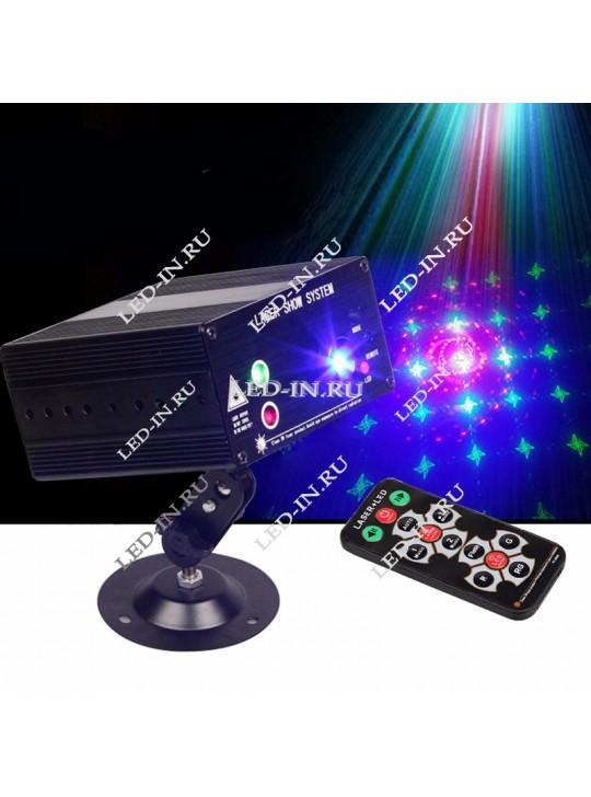 Лазерно-светодиодный проекторс48