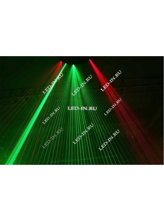 Лазерный проектор Веер
