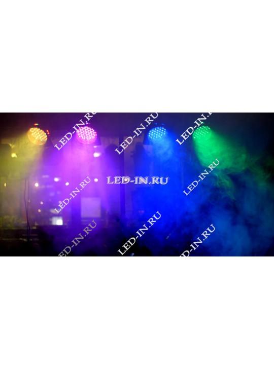 RGB-прожектор 36 * 3 вт