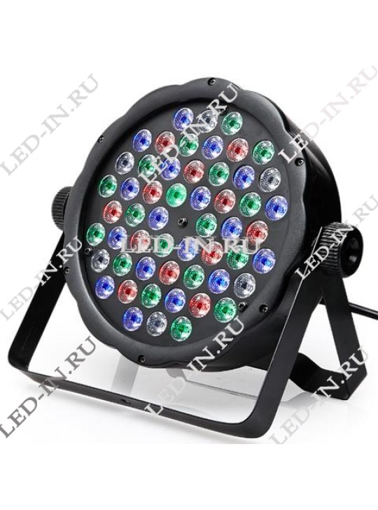 RGBW-прожектор 64 на 54 светодиода