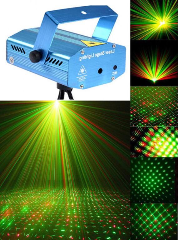 Лазерный проектор X4