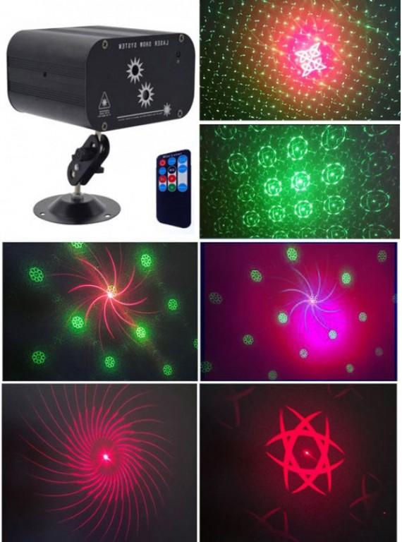 Лазерный проектор х40