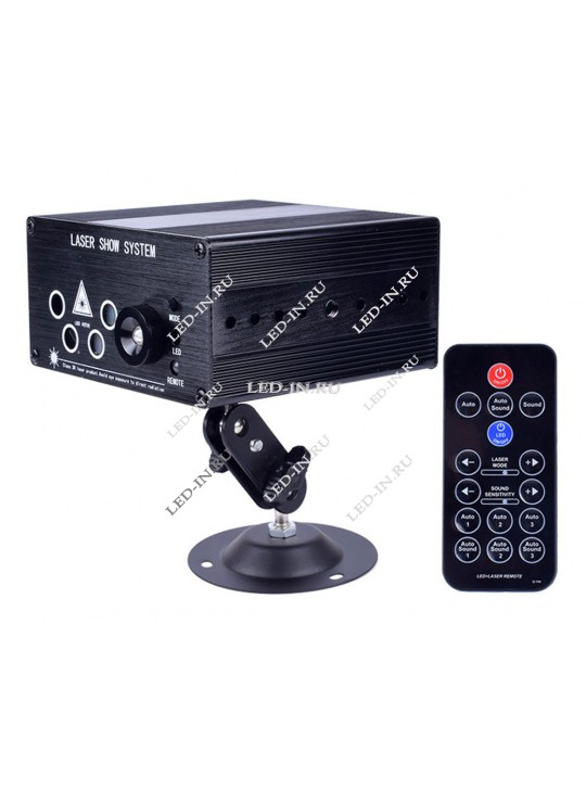 Светодиодно-лазерный шоу-проектор с120