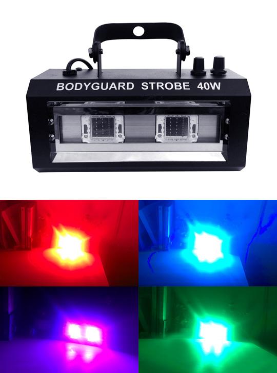 Стробоскоп светодиодный 40 вт