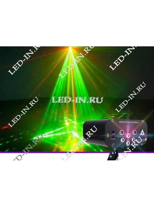 Лазерно-светодиодный проектор с64