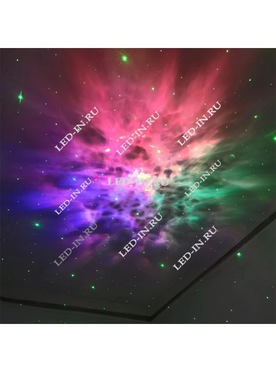 Галакси - звездный светодиодно-лазерный проектор