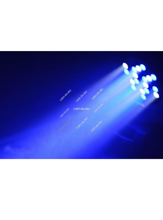 Голова заливающего света RGBW 36*3