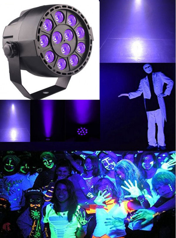 Cветодиодный УФ прожектор