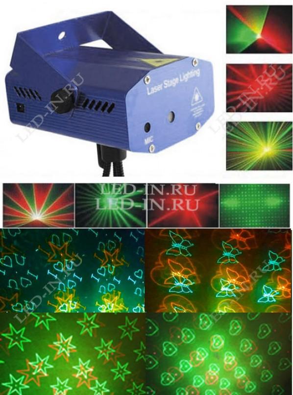 Лазерный проектор X5