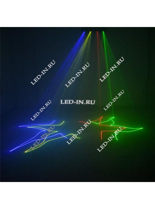 Лазерная шоу система