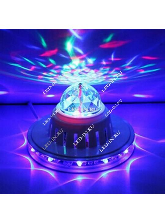 Светодиодный проектор Санрайс 48