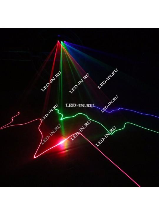 Лазерная шоу система Т3