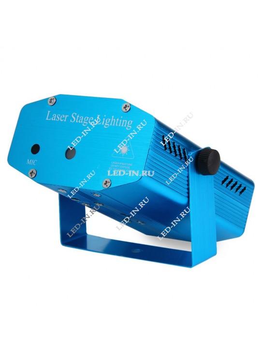 Лазерный проектор с пультом (уценка)