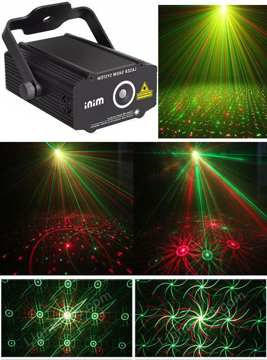 КОМПЛЕКТ: Лазерный проектор + Волшебный цветок