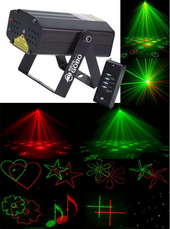 Лазерный проектор American DJ