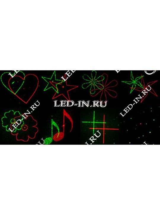 Лазерный проектор American DJ Micro Gobo купить