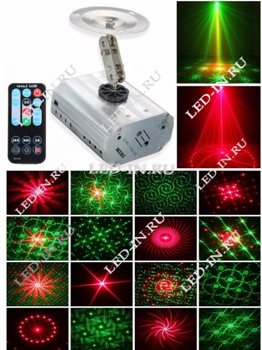 Лазерный проектор X9