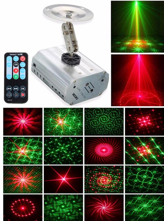Лазерный проектор X19