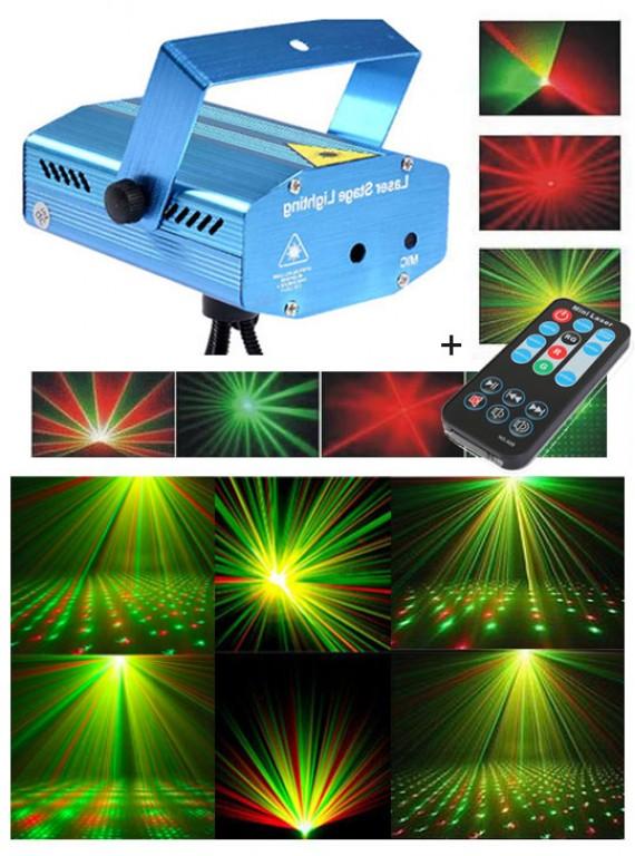 Лазерный проектор X2 с пультом /уц/